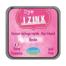 Aladine Inkpad Izink Dye Rose Rosee (19256)