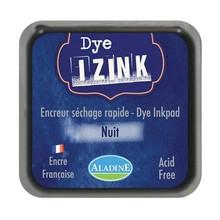 Aladine Inkpad Izink Dye Bleu Nuit (19270)