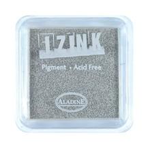 Aladine Inkpad Izink Pigment Grey (19117)