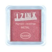 Aladine Inkpad Izink Pigment Metal Red (19123)