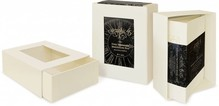 Graphic 45 Deep Rectangle Matchbook Box - Ivory (4501520)