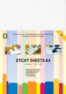 JEJE Produkt Sticky Sheets A4 (3.3234)