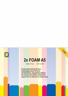 JEJE Produkt 3D Foam A5 2 mm (3.3242)