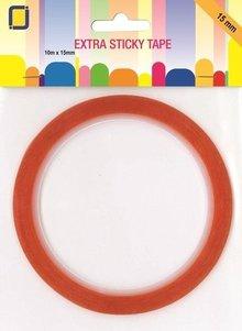 JEJE Produkt Extra Sticky Tape 15 mm (3.3185)