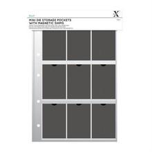 Xcut Mini Dies Storage Wallet (10pcs) (XCU 245101)