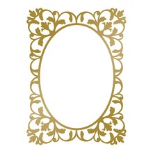 Couture Creations Anna Griffin Hot Foil Stamp Die Classic Frame (CO725297)