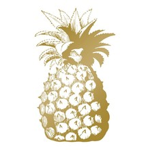 Couture Creations Anna Griffin Hot Foil Stamp Die Pineapple (CO725362)