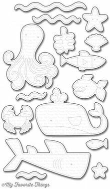 My Favorite Things Ocean Pals (MFT-1102)