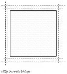 My Favorite Things Square Peek-A-Boo Window (MFT-1113)