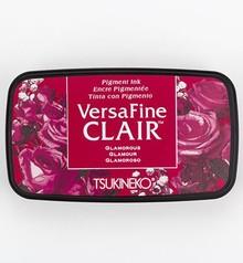 Tsukineko VersaFine Clair Glamorous Ink Pad (VF-CLA-201)