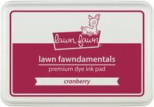 Lawn Fawn Premium Dye Ink Pad Cranberry (LF859)