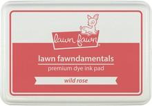 Lawn Fawn Premium Dye Ink Pad Wild Rose (LF860)