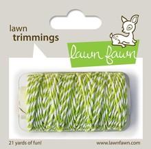 Lawn Fawn Lime Hemp Cord (LF443)