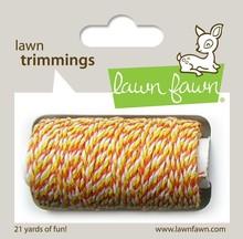 Lawn Fawn Candy Corn Hemp Cord (LF921)