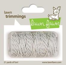 Lawn Fawn Silver Sparkle Hemp Cord (LF526)