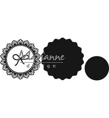 Marianne Design Craftable Twine Circle (CR1414)