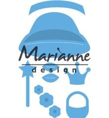 Marianne Design Creatable Kim's Buddies Girl Set (LR0476)