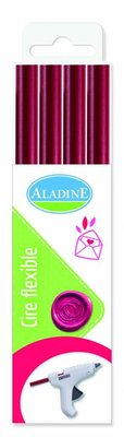 Aladine Wax Stick Purple (72430)