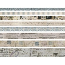 Idea-ology Tim Holtz Design Tape French (TH93355)