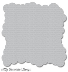 My Favorite Things Cloud Stencil (ST-100)