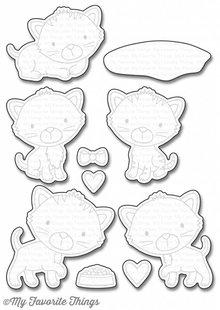 My Favorite Things Die-Namica Smitten Kitten (MFT-1150)