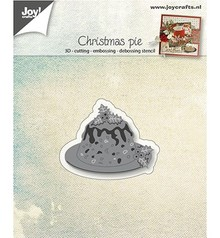 Joy!Crafts Cutting & Embossing Christmas Pie (6002/0946)