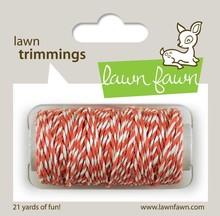Lawn Fawn Coral Single Hemp Cord (LF594)