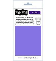WOW! Violet Fabulous Foil (W216-VIO51)