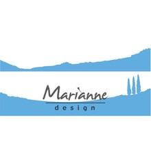 Marianne Design Creatable Horizon Cypresses (LR0482)