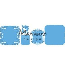 Marianne Design Creatable Anja Ornamental Frame (LR0484)