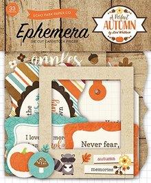 Carta Bella A Perfect Autumn Ephemera (APA132024)