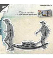 Joy!Crafts Cutting & Embossing Hollandse Kaasdragers (6002/0916)