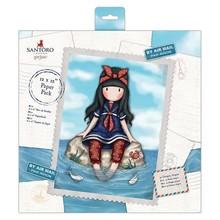 Gorjuss By Air Mail 12x12 Inch Paper Pack (32pk) (GOR 160120)