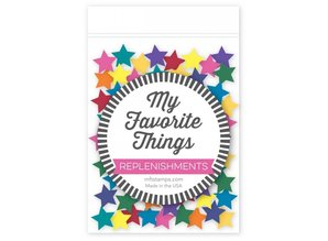My Favorite Things Star Confetti Mix (SUPPLY-545)