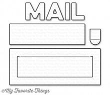 My Favorite Things Die-Namics Mail Delivery (MFT-1141)
