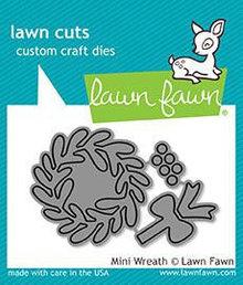 Lawn Fawn Mini Wreath Dies (LF1496)