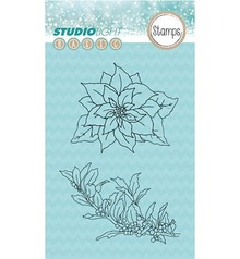 Studio Light Basic Clear Stamps (STAMPSL208)