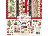 Echo Park A Perfect Christmas 12x12 Inch Collection Kit (APC135016)