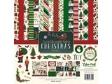 Echo Park 'Twas The Night Before Christmas 12x12 Inch Collection Kit Vol. 1 (TNC134015)