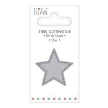 Simply Creative Christmas Die Star (SCDIE044X17) OP=OP!