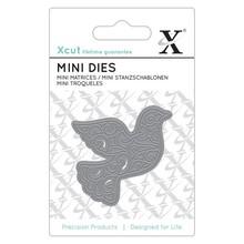 Xcut Mini Dies (1pc) - Filigree Dove (XCU 503656)