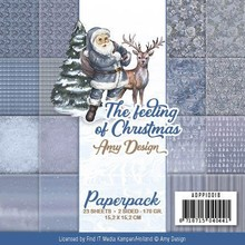 Amy Design The Feeling Of Christmas 6x6 Inch Paper Pack (ADPP10018)