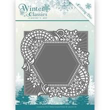 Jeanine's Art Winter Classics Mosaic Frame Die (JAD10015)