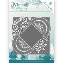 Jeanine's Art Winter Classics Mirror Frame Die (JAD10017)