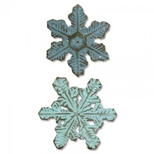Sizzix Bigz Die Alterations Layered Snowflakes (660989)