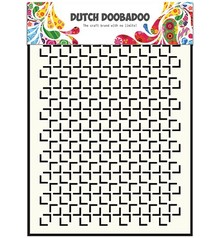 Dutch Doobadoo Dutch Mask Art A5 Art Geomatric Square (470.715.113)