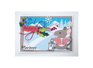 Marianne Design Collectable Eline's Christmas Decoration (COL1439)