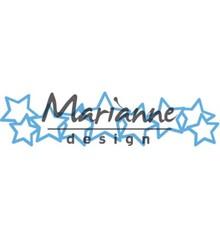 Marianne Design Creatable Lots Of Stars (LR0487)
