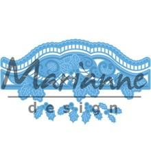 Marianne Design Creatable Petra's Christmas Border (LR0488)