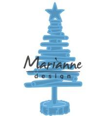 Marianne Design Creatable Tiny's Christmas Tree Wood (LR0492)